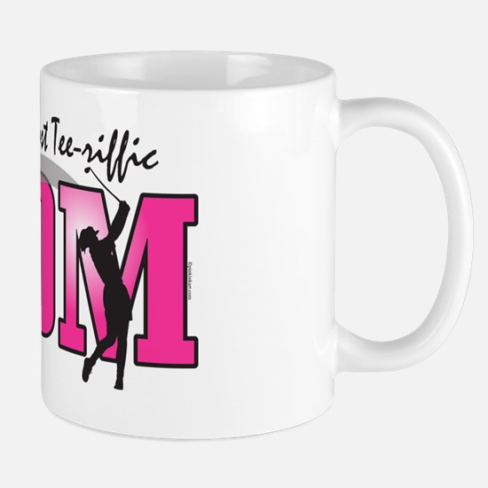Tee-riffic Mom Mug