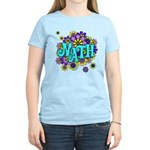 Mathadelic Surf Women's Light T-Shirt