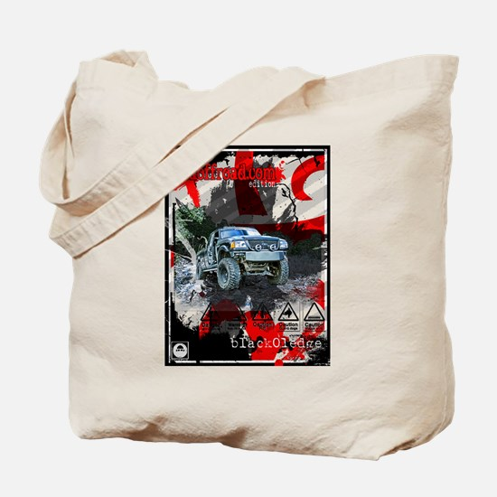 Cute Rock crawler Tote Bag