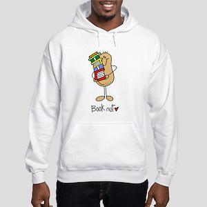 Book Nut Hooded Sweatshirt