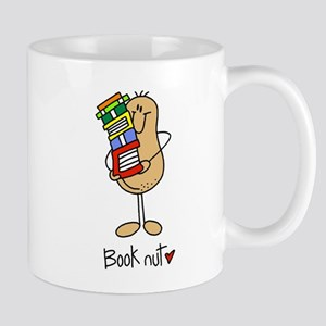 Book Nut Mug
