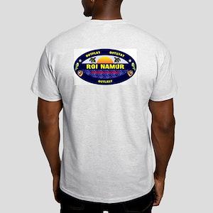 Roi Namur (Ash Grey T-Shirt)