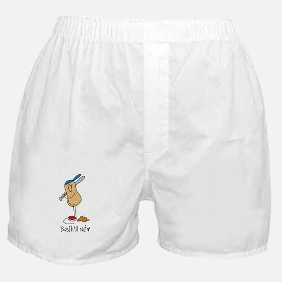 Baseball Nut Boxer Shorts