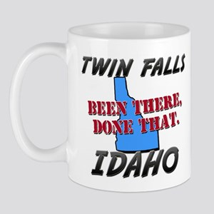 twin falls idaho - been there, done that Mug