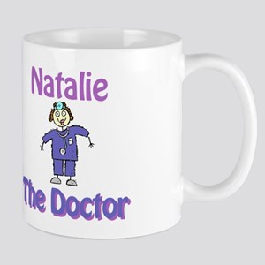 Natalie - The Doctor Mug