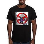 Freestyle BMX Men's Fitted T-Shirt (dark)