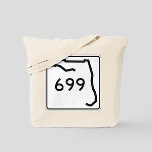 Florida 699 Tote Bag