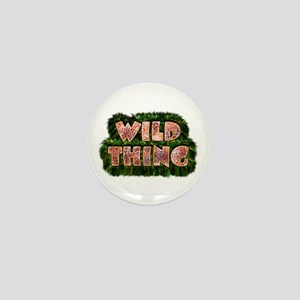 Wild Thing 3 Mini Button