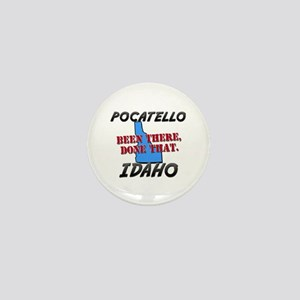 pocatello idaho - been there, done that Mini Butto