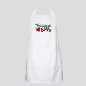 Vegans are Sexy BBQ Apron