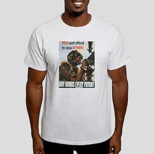 Army War Bond Light T-Shirt
