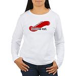 Just Tap Out - Womens BJJ longsleeved shirt