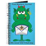 The Past Masters Masonic Journal