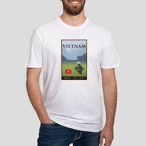 Vietnam Fitted T-Shirt
