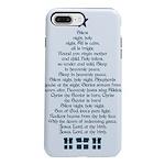 Silent Night iPhone 8/7 Plus Tough Case