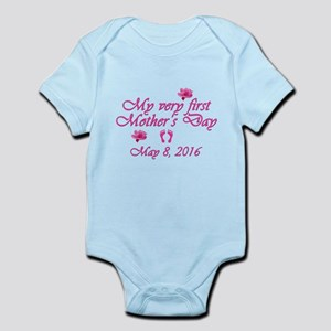 First Mother's Day 2016 Body Suit