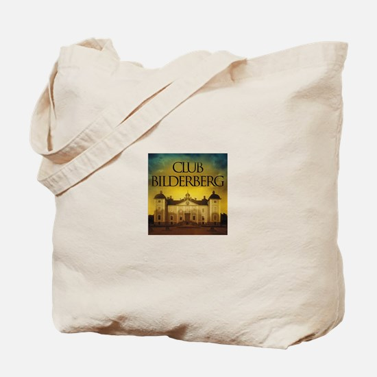 Cool Canadian club Tote Bag