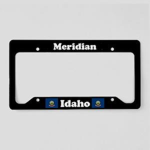 Meridian, ID License Plate Holder