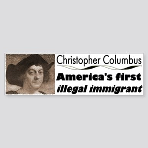 Columbus: America's First Illegal Immigrant
