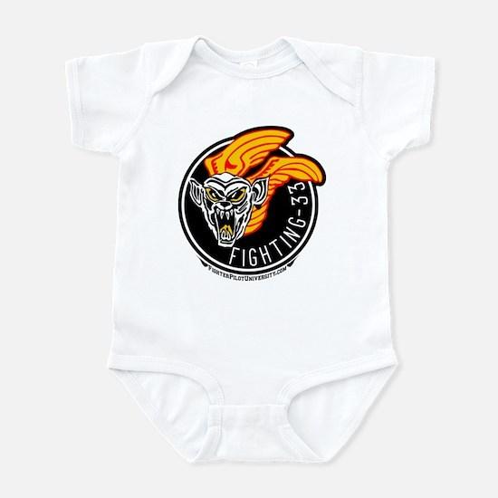 VF-33 Infant Bodysuit