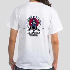 VF-33 2 SIDE White T-Shirt