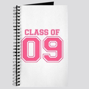 Class Of 09 (Pink Varsity) Journal