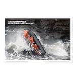 Antarctica, Deception Island - Postcards (Pkg 8)