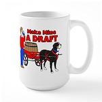 Greater Swiss Mtn Dog - Draft Large Mug