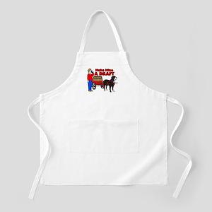 Greater Swiss Mtn Dog - Draft BBQ Apron