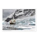 Antarctica, Neko Harbor - Postcards (Pkg 8)