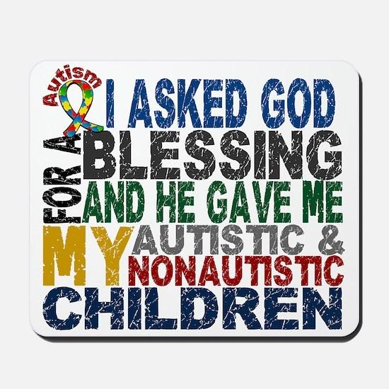 Blessing 5 Autistic and Non-autistic Children Mous