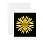 Doronicum I Greeting Cards (Pk of 10)