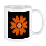 Orange Zinnia I Mug