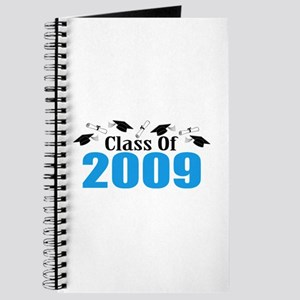 Class Of 2009 (Blue Caps And Diplomas) Journal