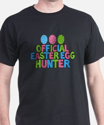 Official Easter Egg Hunter T-Shirt