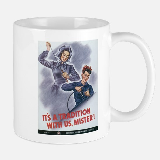 Women WII Mug