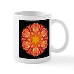 Orange Dahlia II Mug