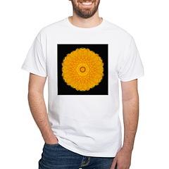 Nasturtium I White T-Shirt