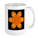 Orange Daylily I Large Mug