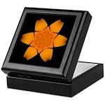 Orange Daylily I Keepsake Box