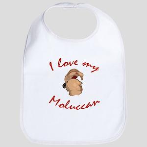 I love my Moluccan' Bib