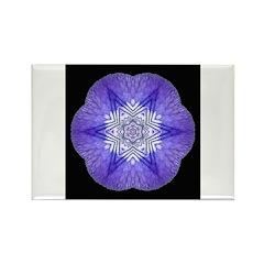 Iris I Rectangle Magnet