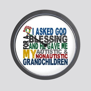 Blessing 5 Autistic & NonAutistic Grandchildren Wa