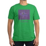 Taurus Astrology 2 Men's Fitted T-Shirt (dark)