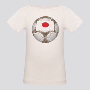 Japan Championship Soccer Organic Baby T-Shirt