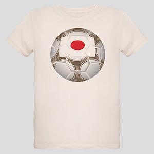 Japan Championship Soccer Organic Kids T-Shirt