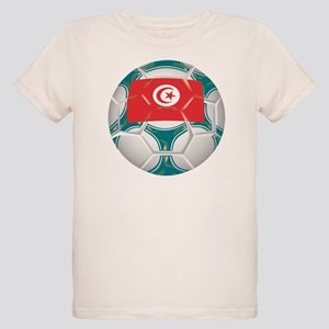 Tunisia Championship Soccer Organic Kids T-Shirt