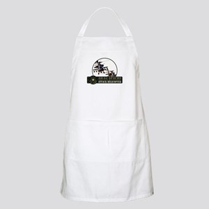 AH-64 Apache Helicopter BBQ Apron