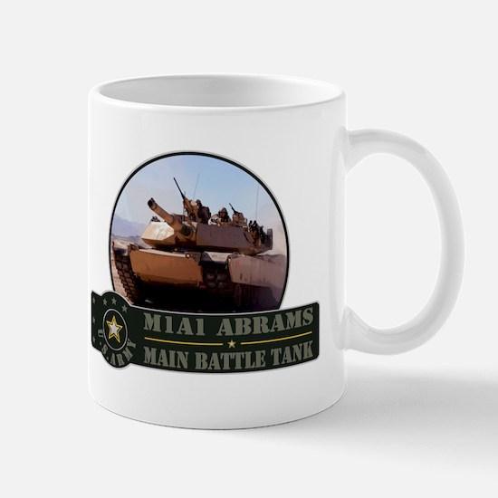 M1A1 Abrams Tank Mug