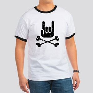 Rock Pirate Ringer T